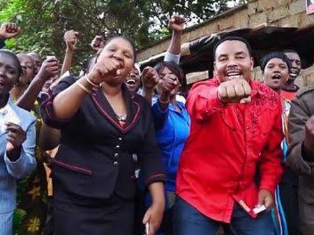 Ben Githae Reveals Why He Always Composes Songs For President Uhuru