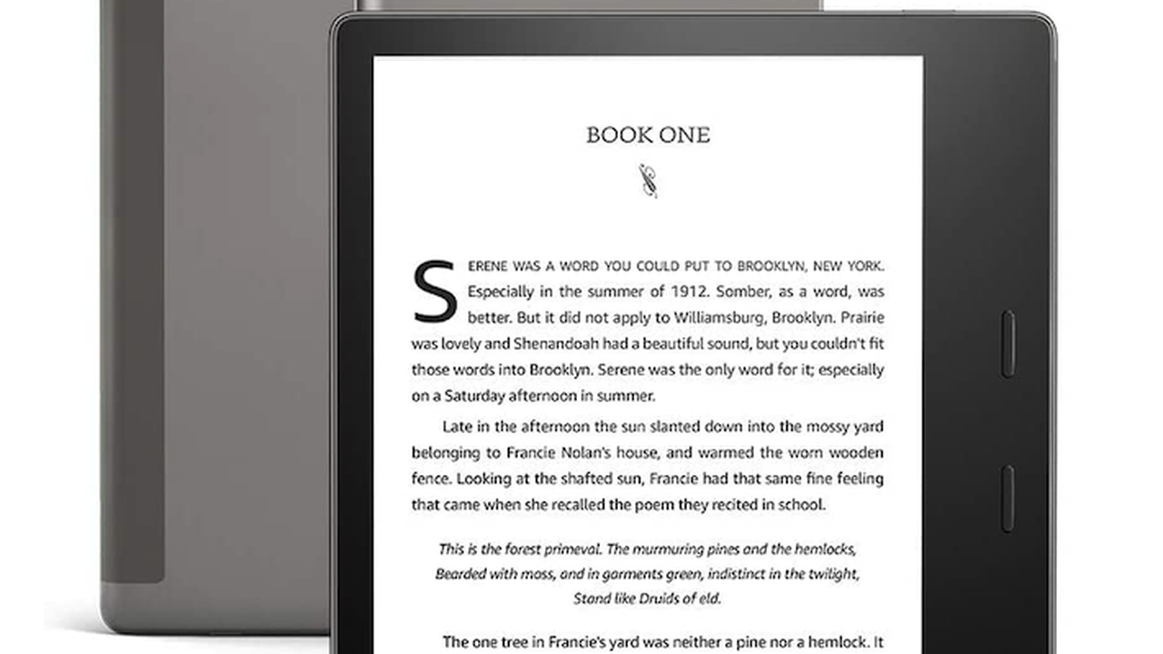 Best Prime Day Kindle Deals: Fire HD, Oasis, Paperwhite, And More
