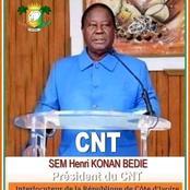 Le  CNT rassure les ivoiriens, le Conseil National de Transition vivra