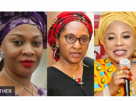 Checkout 7 Female ministers in Nigeria.