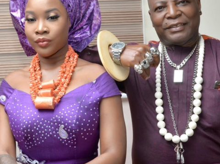 Good Or Bad Father? Checkout What Charly Boy Did To His Daughter When He Found Out She Was A Lesbian