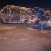 Six véhicules incendiés à Yopougon : où sont les caméras de surveillance ?
