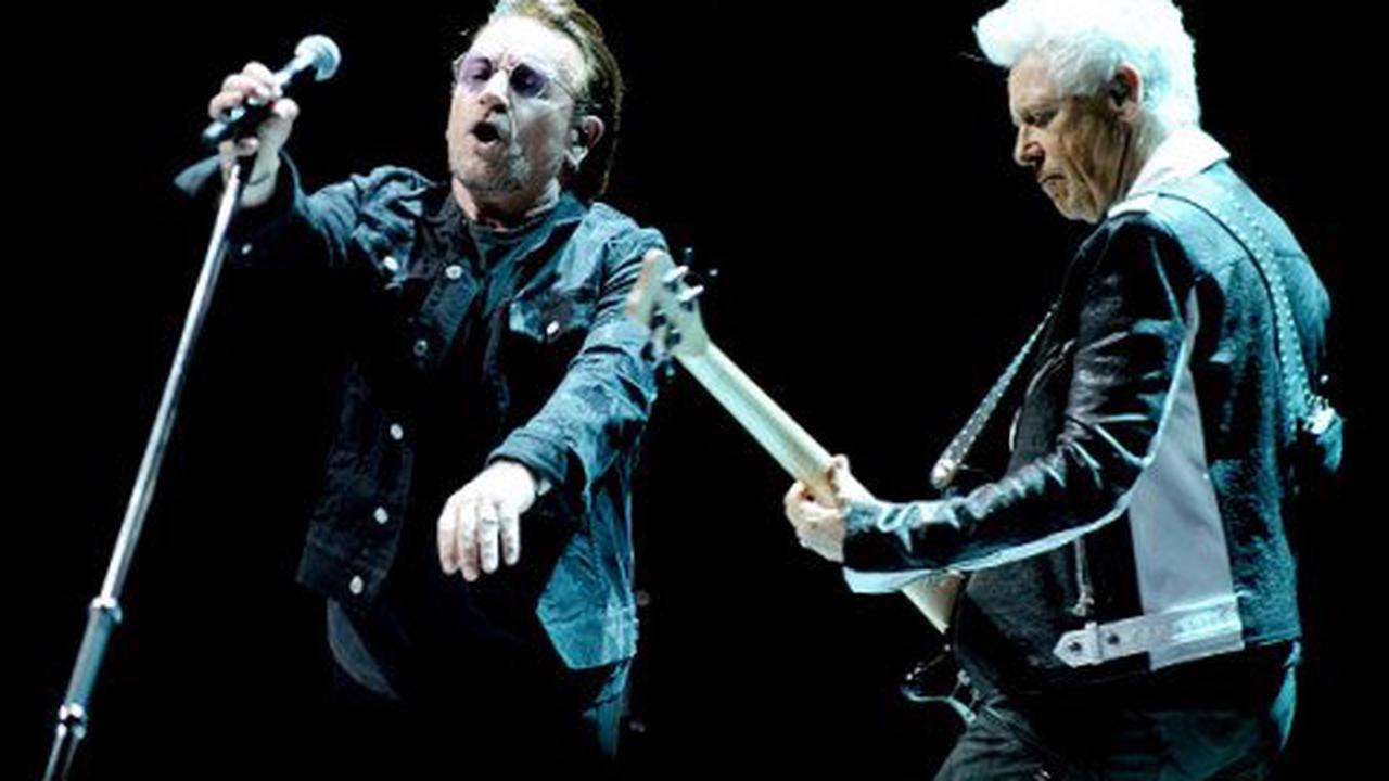 U2 totally OK with front man Bono going solo, says bassist Adam Clayton: 'I'd certainly encourage him'