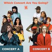 Which Concert Are You Going For? Social Media In Confusion Over Which One To Choose