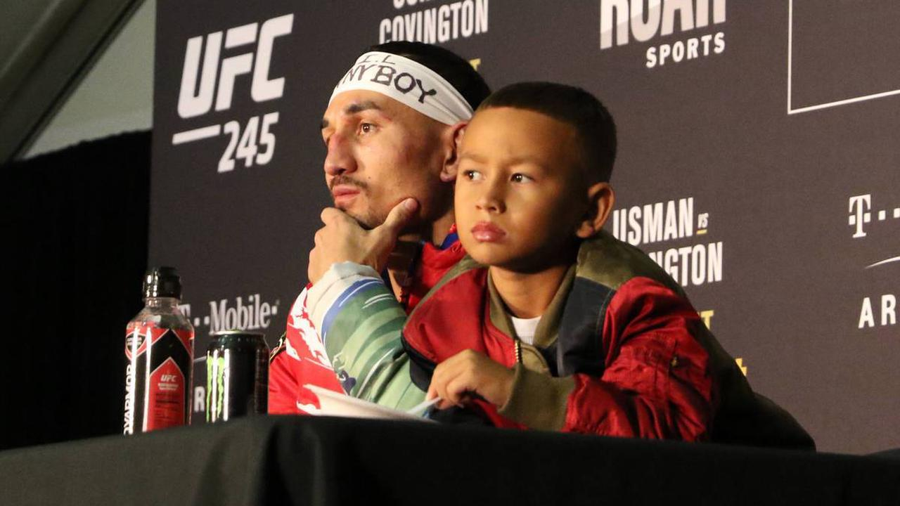 Max Holloway headlines UFC card on ABC with fans allowed