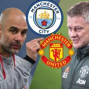 Man City vs Man United Early Team News, Injury Update And Predicted Line Up