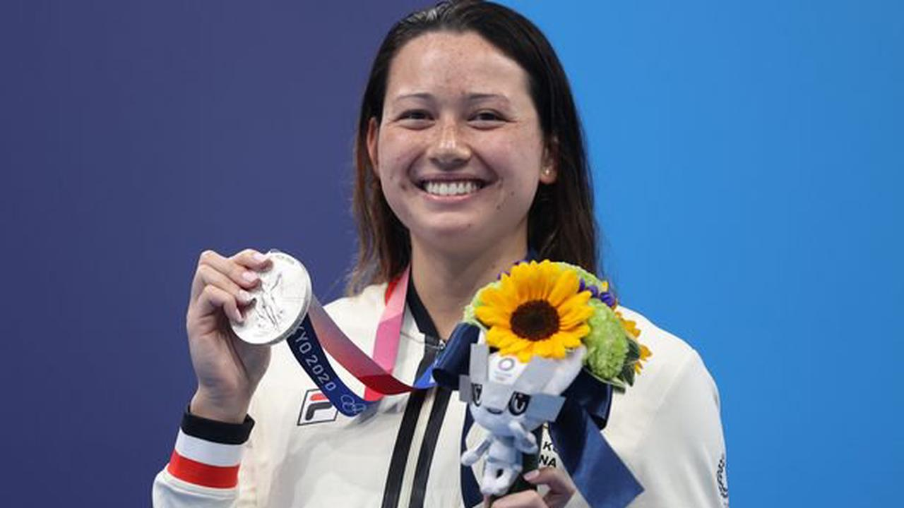 Charlie Haughey's grandniece wins second Olympic medal in Tokyo