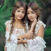 """(PHOTOS) People Call These 2 Sisters The """"Most Beautiful Twins"""" In The World; Do You Agree?"""