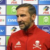 Orlando Pirates coach is confident that they can beat Sundowns