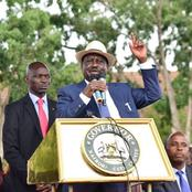 Raila's Aide Goes Into Hiding After Missing Plum State Job