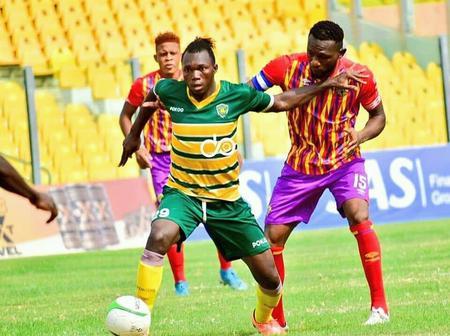 I got nearly beaten by Hearts of Oak supporters-Akambi