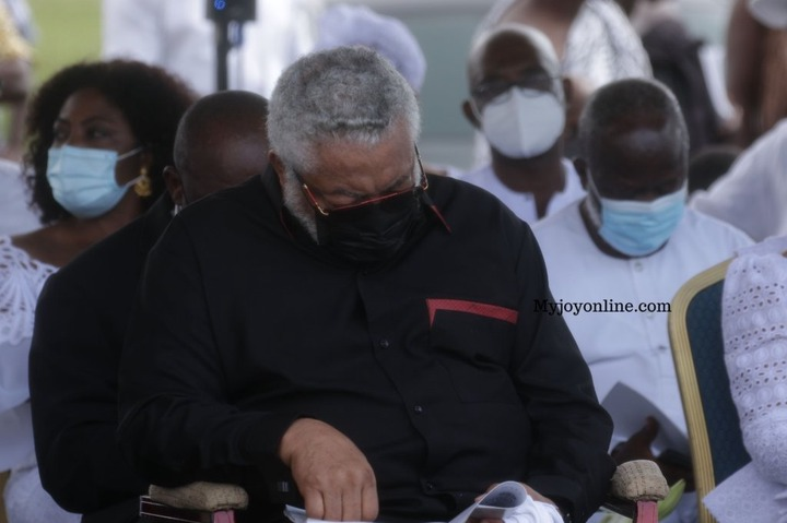"""59b0b992ef69834cd87a3742242ac9ef?quality=uhq&resize=720 - """"Glorious Demise"""": The Very Last Moments Jerry John Rawlings Was Spotted Before His Sad Departure"""