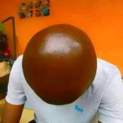 Look at the Hairstyle this Man Got from His Barber that got People Making Fun of Him.