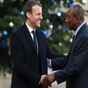 Guinée : Emmanuel Macron felicite finalement Alpha Condé