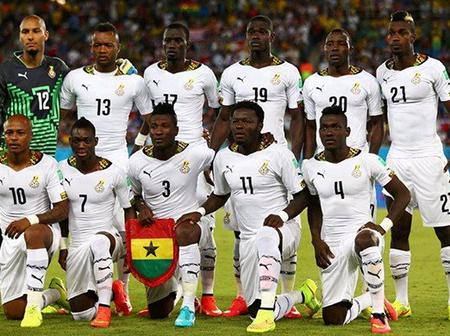Top 6 Afcon qualifiers of the black stars in the last 5 editions