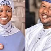 Hours After He Was Sacked For Demanding Buhari's Resignation, See What Aisha Yusufu Tweeted Next