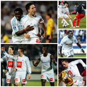 Throwback Photos Of Nasri, Taye Taiwo And Ribery At Marseille