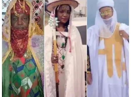 Top 5 Kannywood Superstars With Royal Traditional Titles In Different Kingdoms