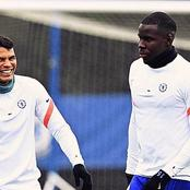 Zouma is learning a lot from Thiago Silva. The duo are amazing together