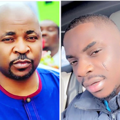 See What MC Oluomo's Son Told A Man Who Called His Father A 'Thief, Illiterate And A Killer'
