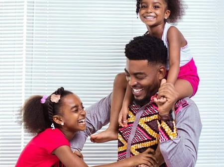 5 Celebrity Kids Who Are Dark and Lovely (Photos)