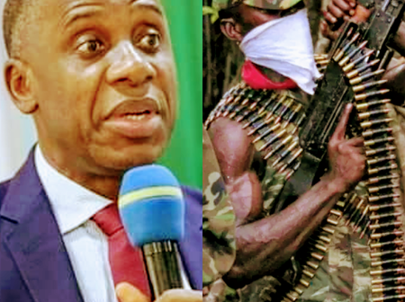 Today's Headlines: 8 RCCG Evangelist Kidnapped, IPOB's ESN, A Threat To Nigeria's Security