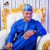 Davido Reportedly Gave Yinka Ayefele 1 Million On Stage