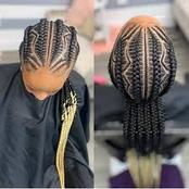 Latest Ghana Braid Hairstyles You Need To Try