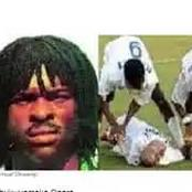 Samuel Okwaraji, didn't die in any 99-1 clash against India, here is the truth behind his death.