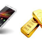 بالفيديو طريقة استخراج الذهب من الهواتف القديمة