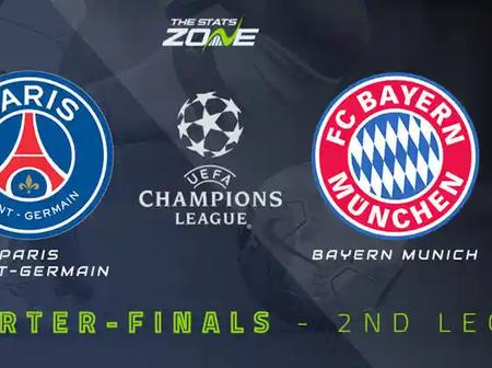 My prediction for the champions league games tonight