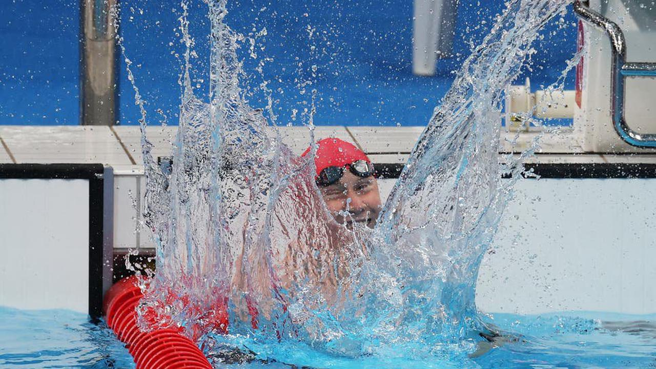 Dean and Scott secure amazing Team GB one-two in 200m freestyle final