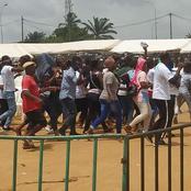 Yopougon place Ficgayo : lancement de campagne, une marée humaine pour un signal fort de l'opposition