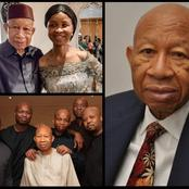 Meet The Wife And Children Of Pascal Gabriel Dozie (PHOTOS)