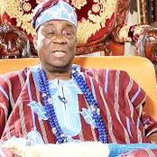Covid-19 Palliatives And Other Items Meant For Citizens, Discovered In Oba Akiolu's Palace