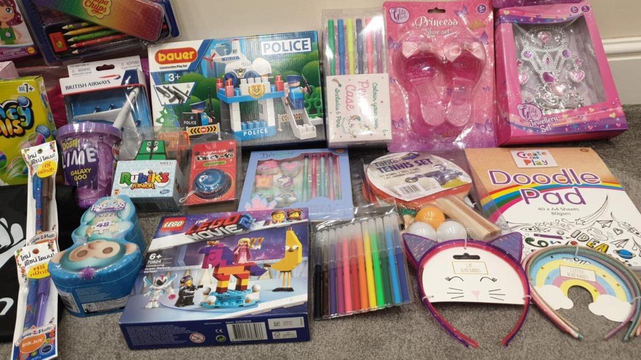 Local Islamic Centre campaign donates toys to Syrian children