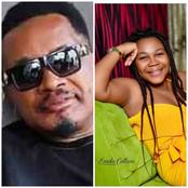 Actor Jerry Amilo Shows Off His Daughter Beyonce, Calls Her