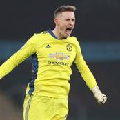 Checkout What Edwin Van Der Sar Said On Dean Henderson And Machester United Victory On Sunday