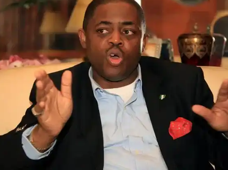 See What Fani-Kayode's Said To Twitter CEO Over Statement On Banning Of Donald Trump's Account.