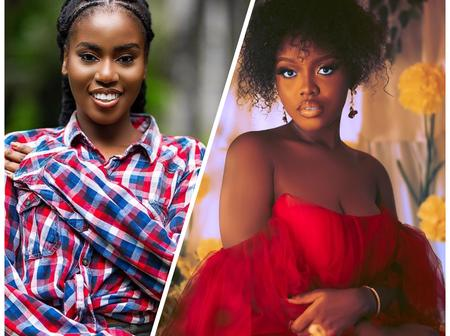 Jackeline or MzVee, who will you choose in terms of beauty, talent.