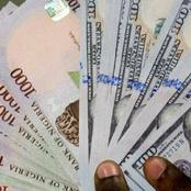 Nigerian Naira Is No Longer ₦383 Or ₦460 Per Dollar, Here Is The New Value Rate