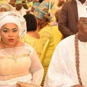 Meet The Wife Of Gani Adams Who Is A Stunning Beauty. (See Photos).