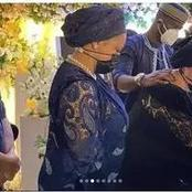 Nigerians React As Rudeboy Snubs Lola Father's Funeral
