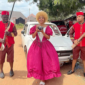 Regina Daniels Features As Princess Adaobi In New Movie, Sparks Reactions