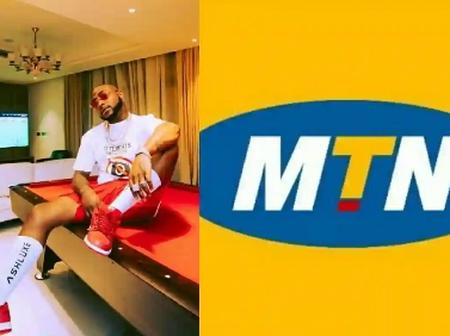 Lekki Toll-Gate Shooting: I Regret Ever Working With Y'all – Davido Shames MTN Nigeria For Going Off