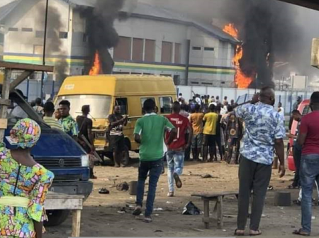 See reaction as IGP speaks on violent protest in Nigeria