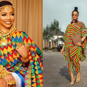 Between Nengi and Tacha, Who Rocked The Ghanaian Outfit Better?