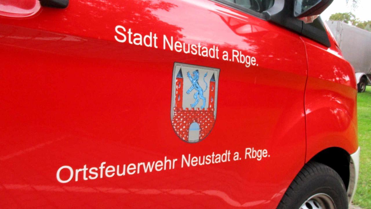 Tag der offenen Tür im Feuerwehrzentrum Neustadt