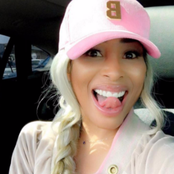 Khanyi Mbau's picture that got Mzansi's attention