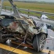 Most terrifying accident involving BMW
